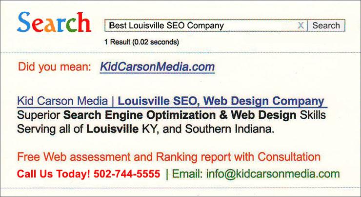 Louisville SEO Company